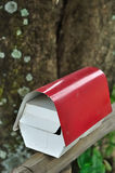 Post box Stock Image