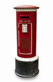 Post box classic Stock Photo