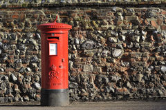 Post box Stock Photo