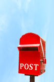 Post box or mail box Royalty Free Stock Image