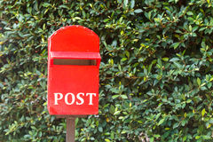 Post box Royalty Free Stock Images