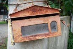 Post box old Stock Photos