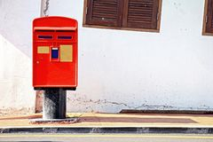 Post box. Stock Images