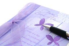 Post card Royalty Free Stock Photos