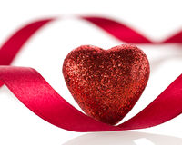 Accessories Valentine's Day Royalty Free Stock Photos
