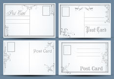 Post cards Royalty Free Stock Images