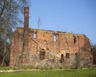 Post Cistercian ruins. Royalty Free Stock Photos