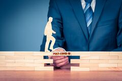Free Post-covid-19 Era Opportunity Concept Royalty Free Stock Photos - 185823678