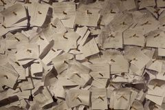 post di scrittura promettenti per i ricordi di life& x27; scopo di s immagini stock
