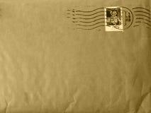 Post envelop vector illustratie