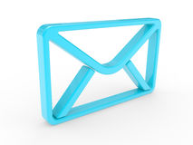 Post envelope Stock Images