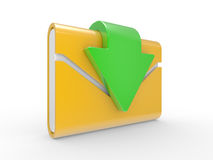 Post envelope Royalty Free Stock Images