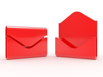 Post envelope Royalty Free Stock Image