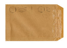 Post envelope Royalty Free Stock Photo