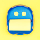 Post It Face Stock Images