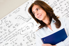 Post-graduate student Stock Images