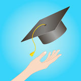Post graduate Stock Images