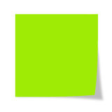 Post it Royalty Free Stock Photo