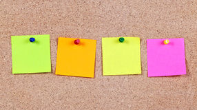 Post-it Notes Royalty Free Stock Images