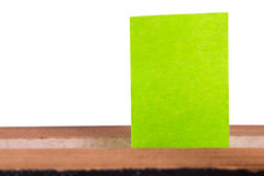 Post It Marker Royalty Free Stock Images