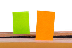 Post It Markers Royalty Free Stock Photo