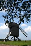 The post mill in Ter Haar Royalty Free Stock Image