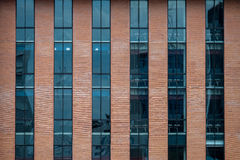 Post-modern building facade Royalty Free Stock Photography