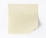 Post-It Note Royalty Free Stock Photos