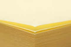 Post It Note Pad Abstract Royalty Free Stock Photos