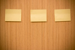 Post it note Stock Images