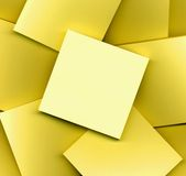 Post it notes Stock Images