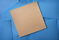 Post-it notes Stock Photo