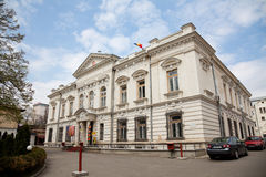 Post Office 1 in Iasi Stock Photography