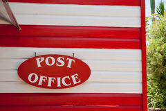Post office. Royalty Free Stock Photo