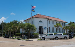 Post Office, Apalachicola, Florida Stock Image