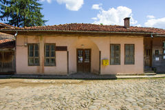 Post office in the Balkan village in Bulgaria Stock Photos