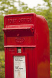 Post office box Stock Images