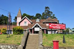 Post office building in the city of Nuwara Eliya. Sri Lanka Stock Photos