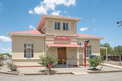 Post Office building in Jagersfontein Royalty Free Stock Images