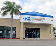 Post Office Building Stock Photo