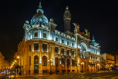Free Post Office Building, Valencia, Spain Royalty Free Stock Photography - 95098827