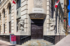 Post Office in Ottawa Royalty Free Stock Photography