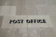 Post Office Royalty Free Stock Image