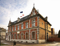 Post office in Swiecie. Poland Royalty Free Stock Photos