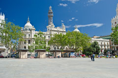 Free Post Office Valencia Royalty Free Stock Images - 25491439
