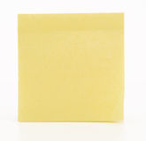 Post it reminders Stock Photography
