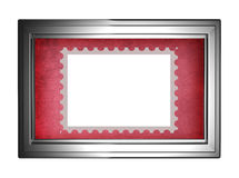 Post stamp Royalty Free Stock Photography