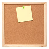 Post-it sticky note Royalty Free Stock Images