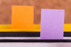 Post It Tags Royalty Free Stock Images