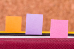 Post It Tags Stock Photos